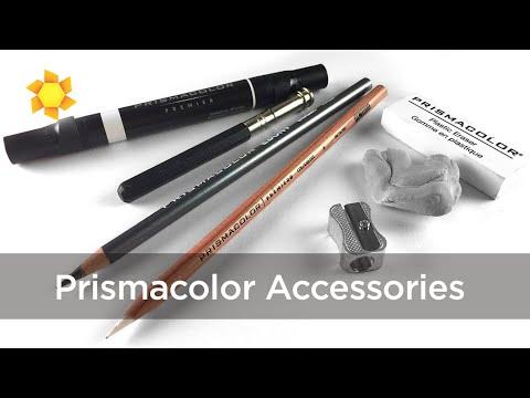 Prismacolor Accessories Review