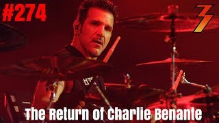 Ep. 274 The Return of Charlie Benante from Anthrax