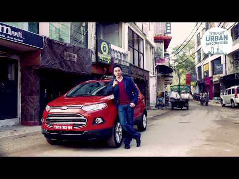 Explore Delhi with Ford Ecosport