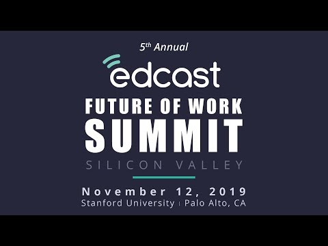 Reimagining Workforce Capabilities in Financial Services | EdCast FOW 2019