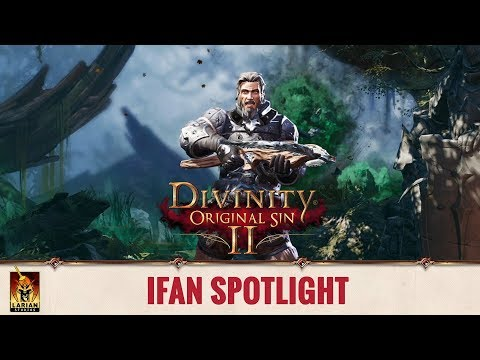 Divinity: Original Sin 2 - Spotlight: Origin Stories - Ifan thumbnail