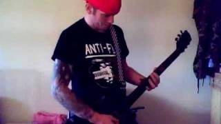 No War without Warriors (how do you sleep)cover ANTI-FLAG.wmv