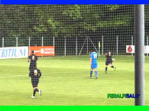 Preview video TRITIUM-FERALPISALO´ 1-1 (Berretti)