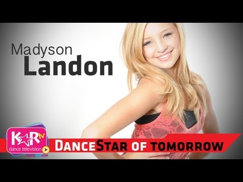 DanceStar of Tomorrow - Madyson Landon