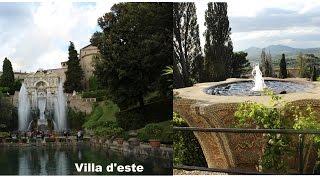 Villa d'Este, Rome