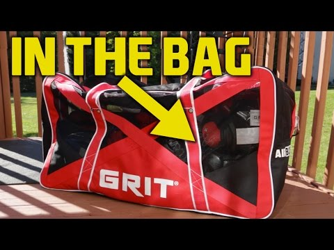 In the hockey bag with HockeyTutorial Chris  - What equipment & why