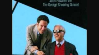 John Pizzarelli with George Shearing - Be Careful, It's My Heart