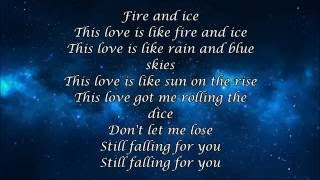 Ellie Goulding -  Still Falling For You (Lyric Video)