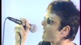 """Suede : """"Electricity"""" live 13.5.1999 à Cannes."""
