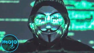 Top 10 Infamous Anonymous Hacks