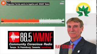 WMNF 88.5 Ray Strack interview