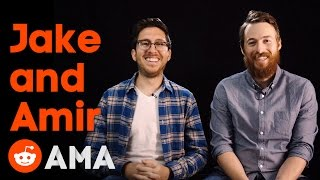 Jake and Amir: Ask Me Anything