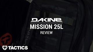 Dakine Mission 25L / pray4snow - відео 1