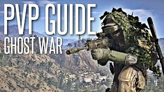 Beginner's Tryhard Guide to Ghost Recon Wildlands PVP