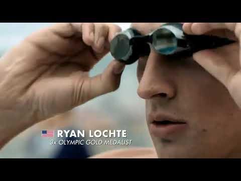 Ryan Lochte - Gillette commercial 2012