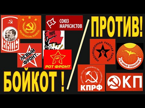 Бойкот или Против? Позиции «левых» партий на голосовании по поправкам в Конституцию