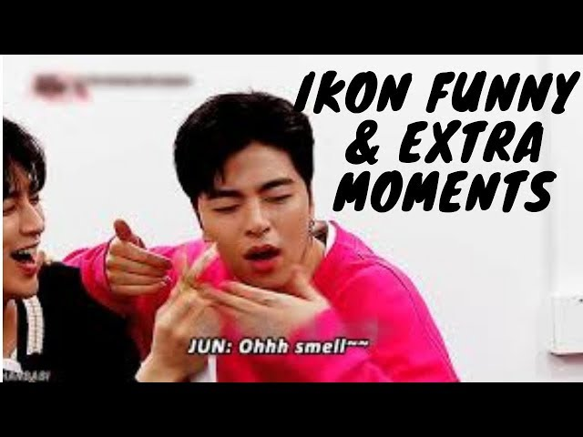 IKON 아이콘  FUNNY AND EXTRA MOMENTS| Try not to laugh challenge