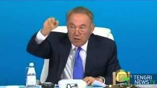 Назарбаев про Шымкент