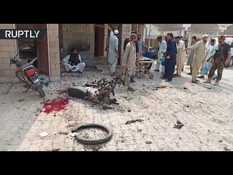 Suicide bombing leaves 8 killed and 26 injured in Pakistan