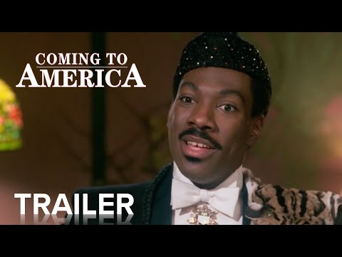 Coming to America ( Amerika Rüyası )