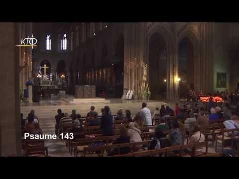 Messe du 23 septembre 2016
