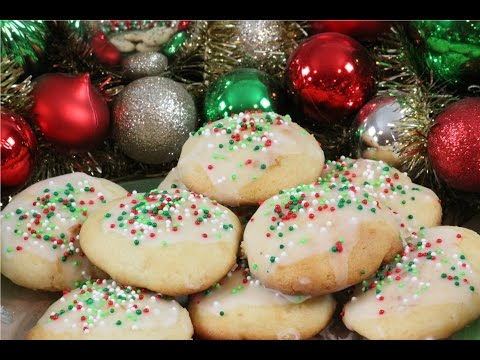 How to make Ricotta Cookies – Rossella's Cooking with Nonna