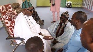 Akon et son père présentent leurs condoléances à Serigne Sidy abdoul Ahad
