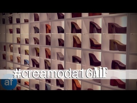 CreaModa Expo 2016 - Accessori per calzature