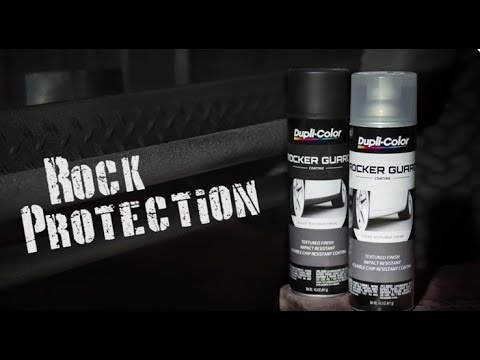 Dupli-Color Rocker Guard Coating