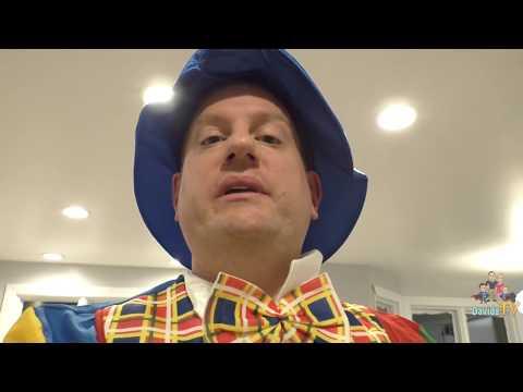 CLOWN ANIMATRONICS SPIRIT HALLOWEEN & HALLOWEEN EXPRESS Spooky Funny Clown