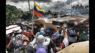 """Las voces de la """"resistencia"""" toman las calles de Caracas"""