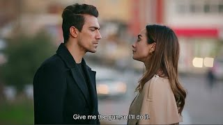 Asli & Ferhat can't live without eachother (eng sub) | Black White Love | Asfer Scene