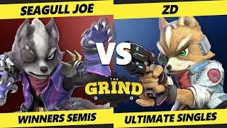 Smash Ultimate Tournament - Demise | Seagull Joe (Wolf) Vs. Demise | ZD (Fox, Wolf) The Grind 55