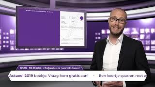 Presentatie Kubus: De factuur