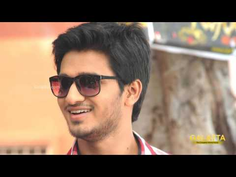 My heart is on the right side: Nikhil