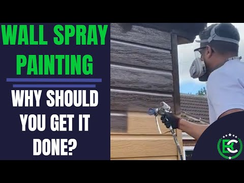 Download Wall Spray Painting | 🎨 Cladding Spray Painting 🎨 | uPVC Spray Painters Near Me Mp4 HD Video and MP3