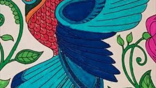 Dibuja un mandala | cómo dibujar un mandala | Aprende a colorear un mandala