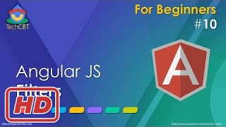 "[Javascript Tutorial] AngularJS: How to work with ""Filters"""