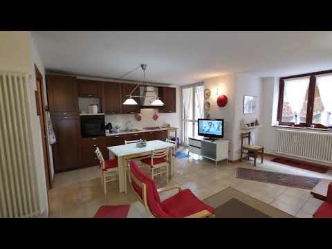 Video - Residenza Betulle Ampio Appartamento in vendita