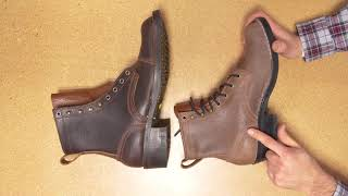 Nicks Handmade Boots: How to choose your leather