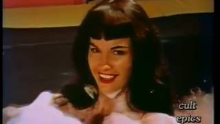 Striporama (1953) Intro & Bettie Page Scenes