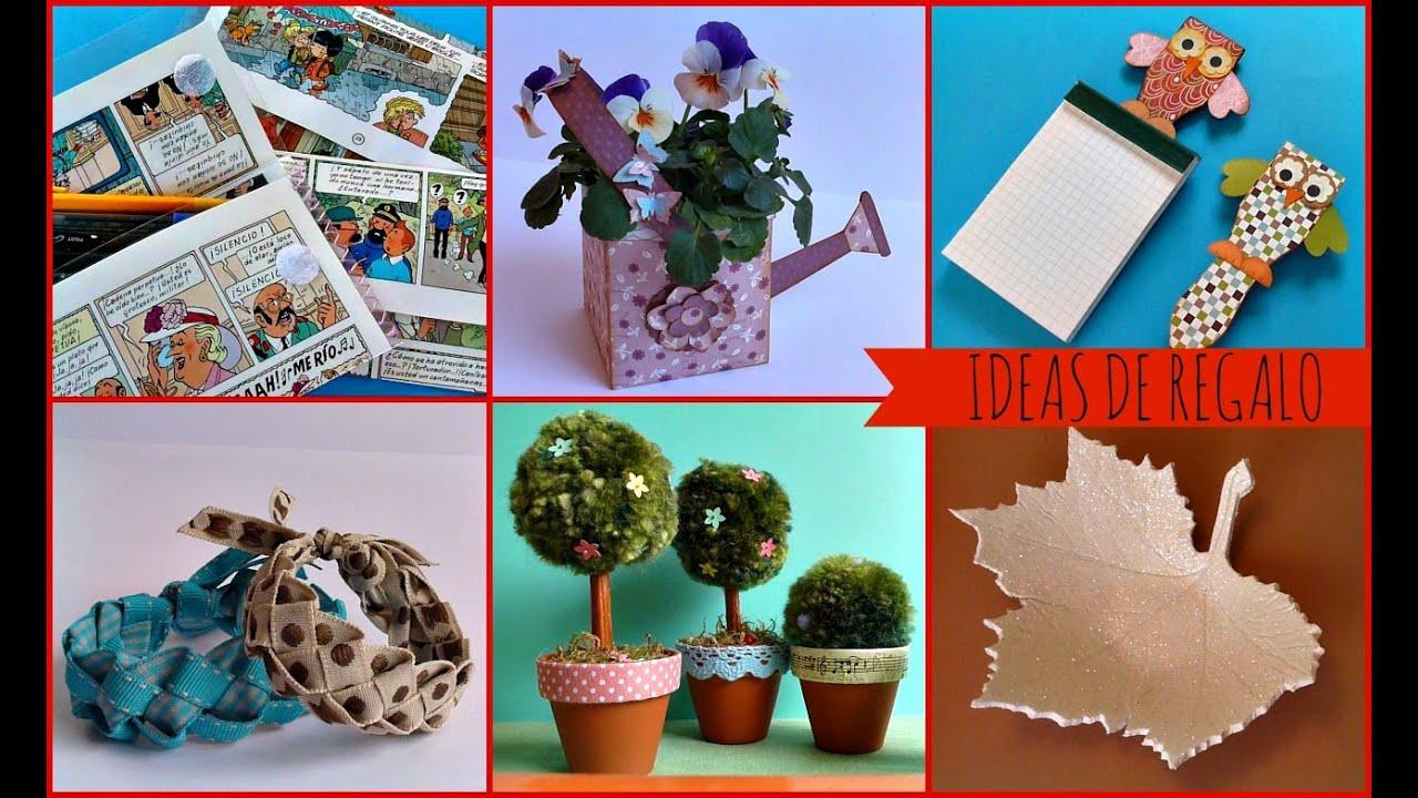 Regalos Económicos, Fáciles y Originales para Navidad, DIY, Ideas de Regalo,