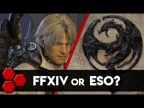 FFXIV: Shadowbringers or ESO: Elsweyr? - TheHiveLeader