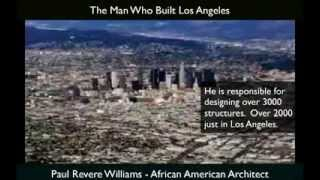 The Black Man Who Built Los Angeles: Paul Williams