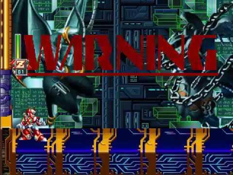 Thánh Zero (RockMan X6) đây phá đảo không tốn 1 giọt máu ai làm dc...