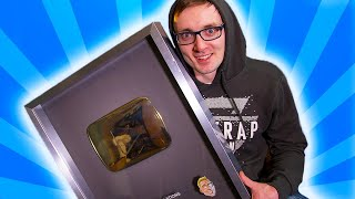 We Stole Massive Youtubers Prized Possessions!! (Gold and Silver Play Buttons)