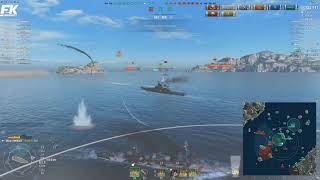 World of Warships - Go full WEEB and you are protected