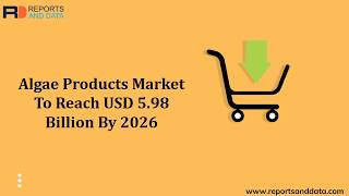 Algae Products Market Shares and Key Players with its types 2026