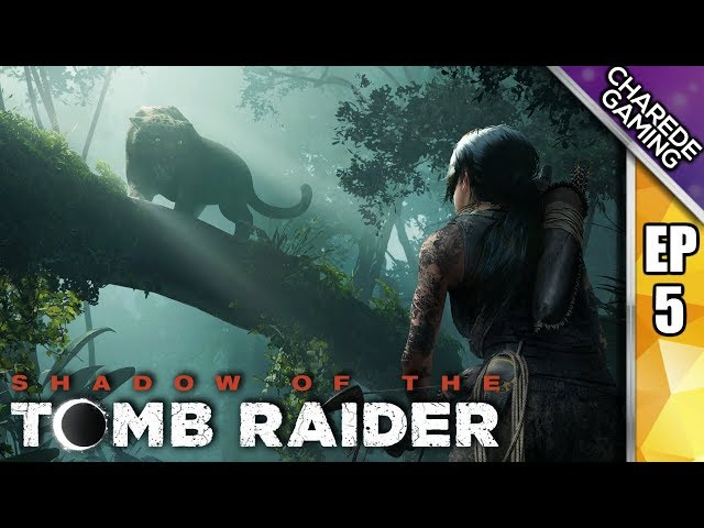 That Time I Punched A Jaguar | Shadow Of The Tomb Raider Ep 05 | Charede Plays