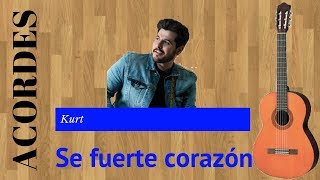 Tutorial - Se fuerte corazón - Kurt